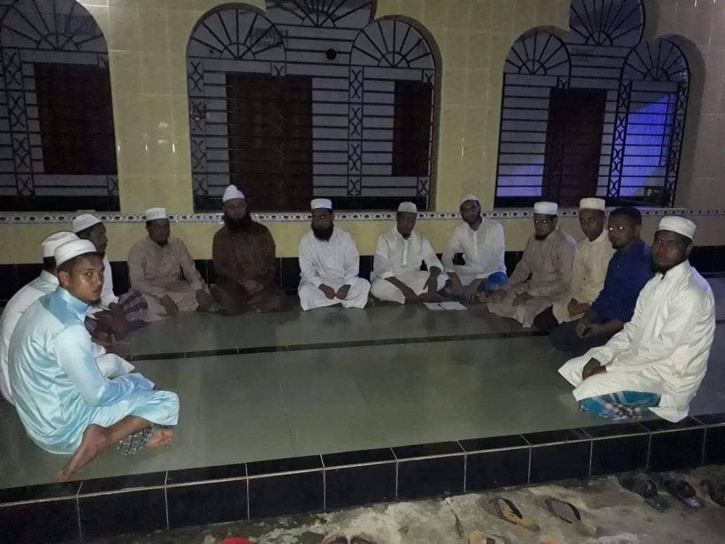 খেলাফত যুব মজলিস বালাগঞ্জ উপজেলা উপ-শাখার কমিটি গঠন