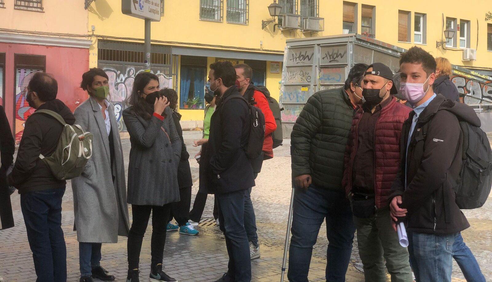 স্পেনে আঞ্চলিক নির্বাচনে বাংলাদেশীদের সমর্থন আদায়ে মাস মাদ্রিদের প্রচারণা
